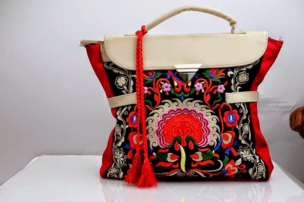 Gul Ahmed Ladies Handbags, Shoulder Bags