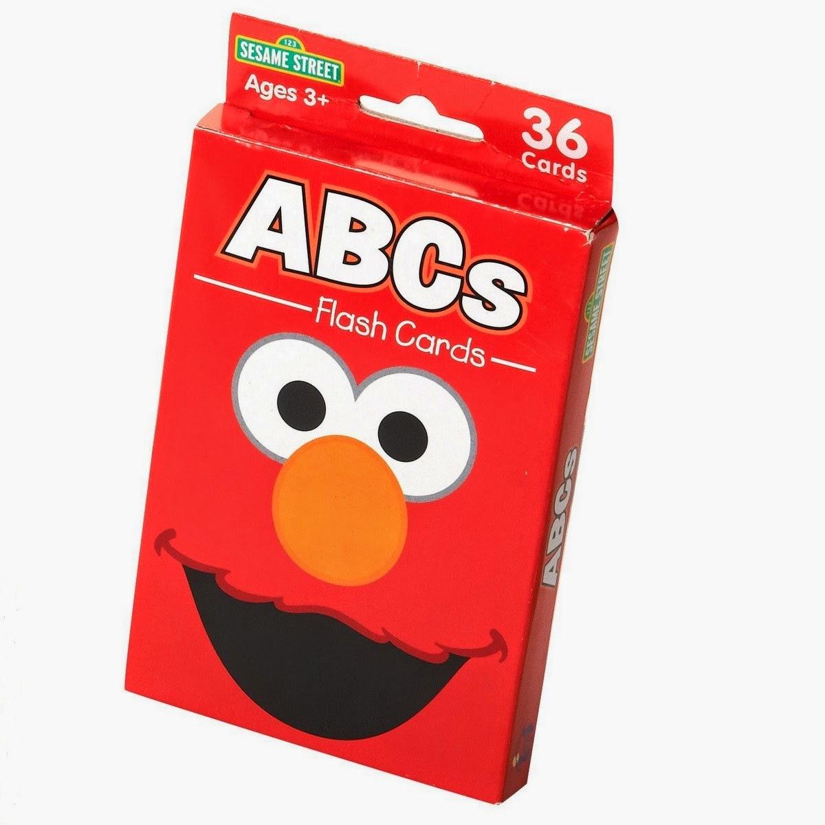 Elmo themed birthday party idea for Elmo abc