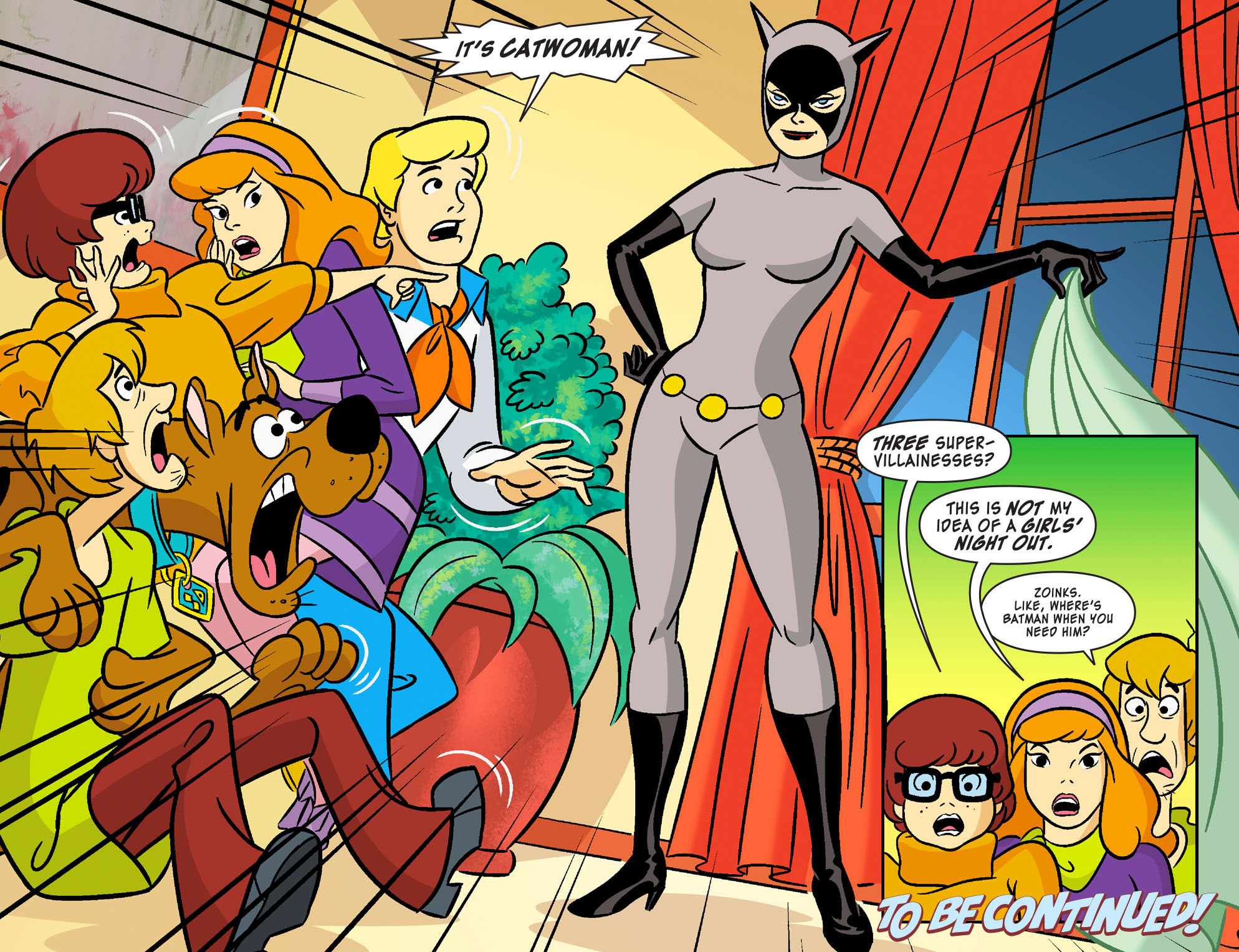 Read online Scooby-Doo! Team-Up comic -  Issue #23 - 22