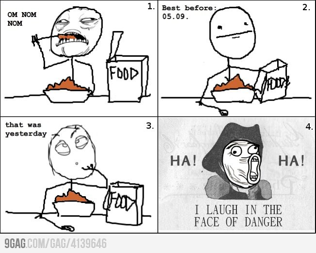 Rage Memes Comics English
