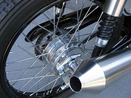 Honda CB100 Cafe Racer