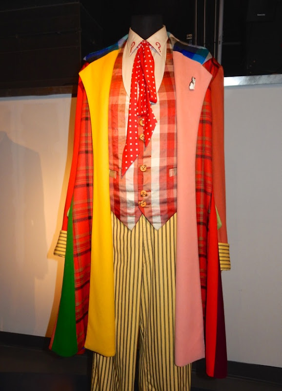 Sixth Doctor Who costume