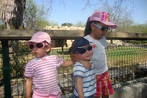 Turisteando con mis hermanos