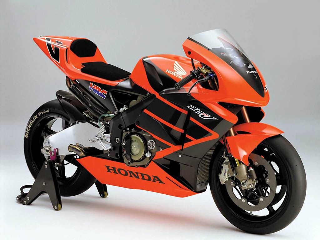 Honda Motorcycles huge range of motorbike
