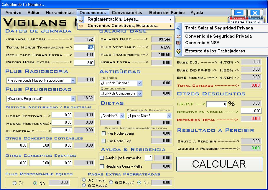 Descargar Excel Calculo Nomina 2014 Mexico New Style For