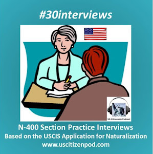 NEW: 30 N-400 INTERVIEWS--1 FREE PDF!