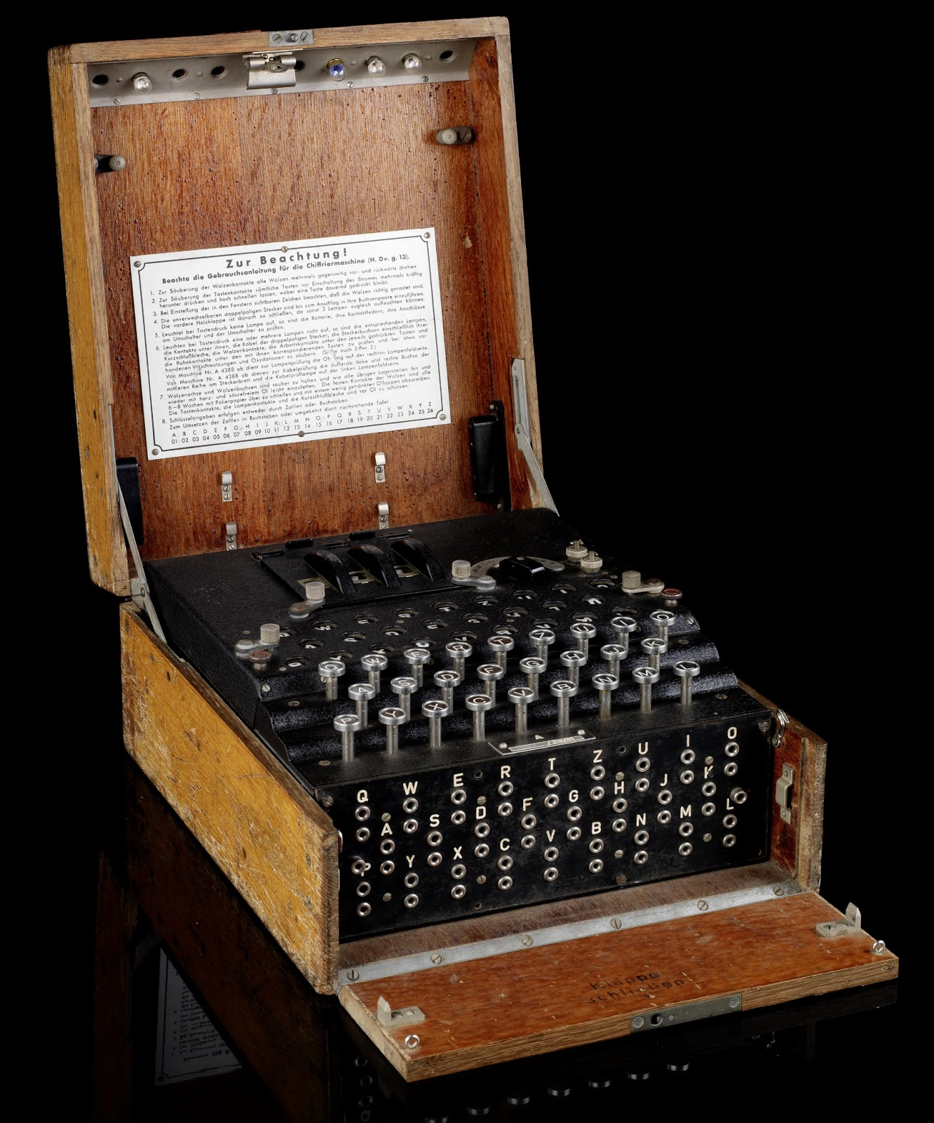 how to get more enigma codes