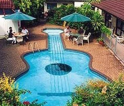 Is Big Think Small For A Little Crazy Cool Home Pools One Day