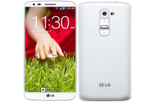Spesifikasi dan Harga LG G2