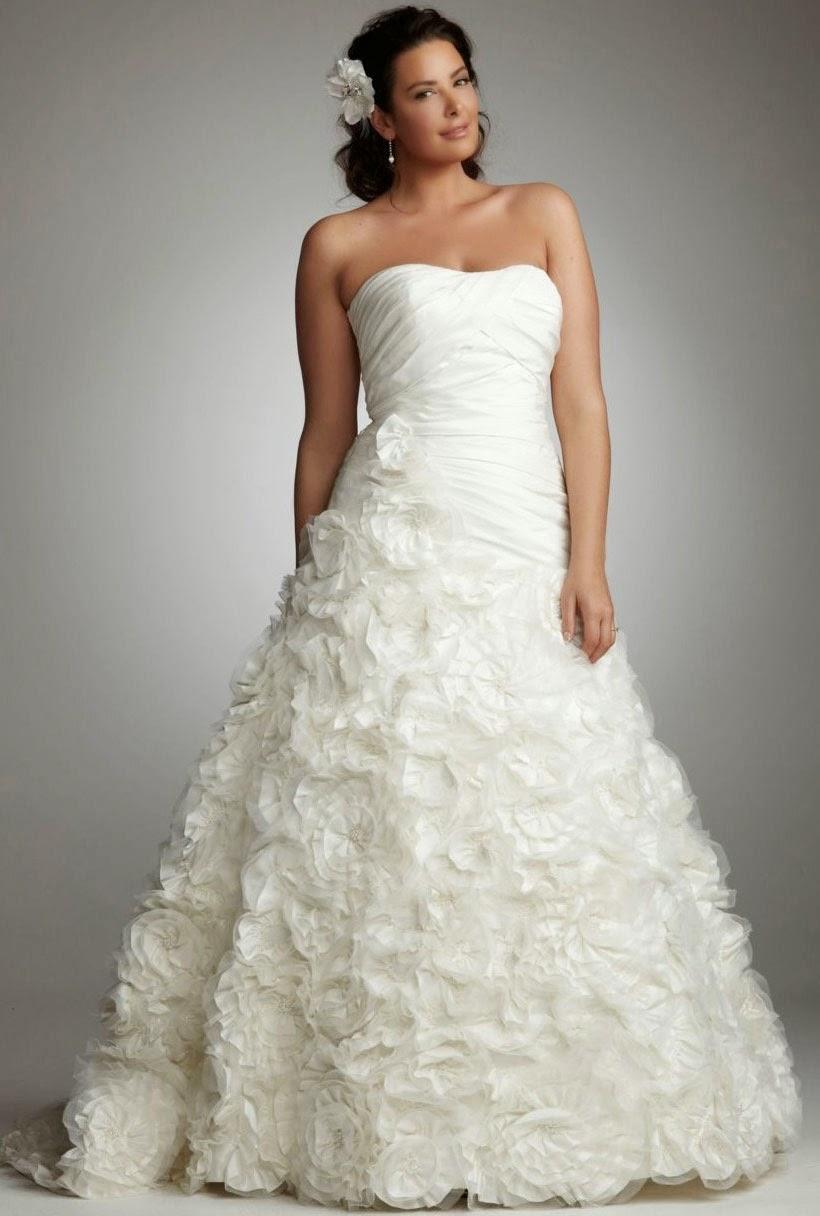 Second Wedding Dresses for Plus Size Women Ideas Photos HD