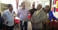 Entre todos mejoramos Bellas Vistas: Visita del concejal de Seguridad Javier Barbero