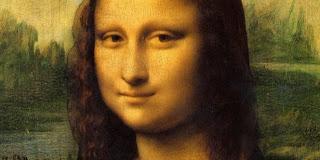 Lukisan Leonardo Da Vinci 'Mona Lisa'