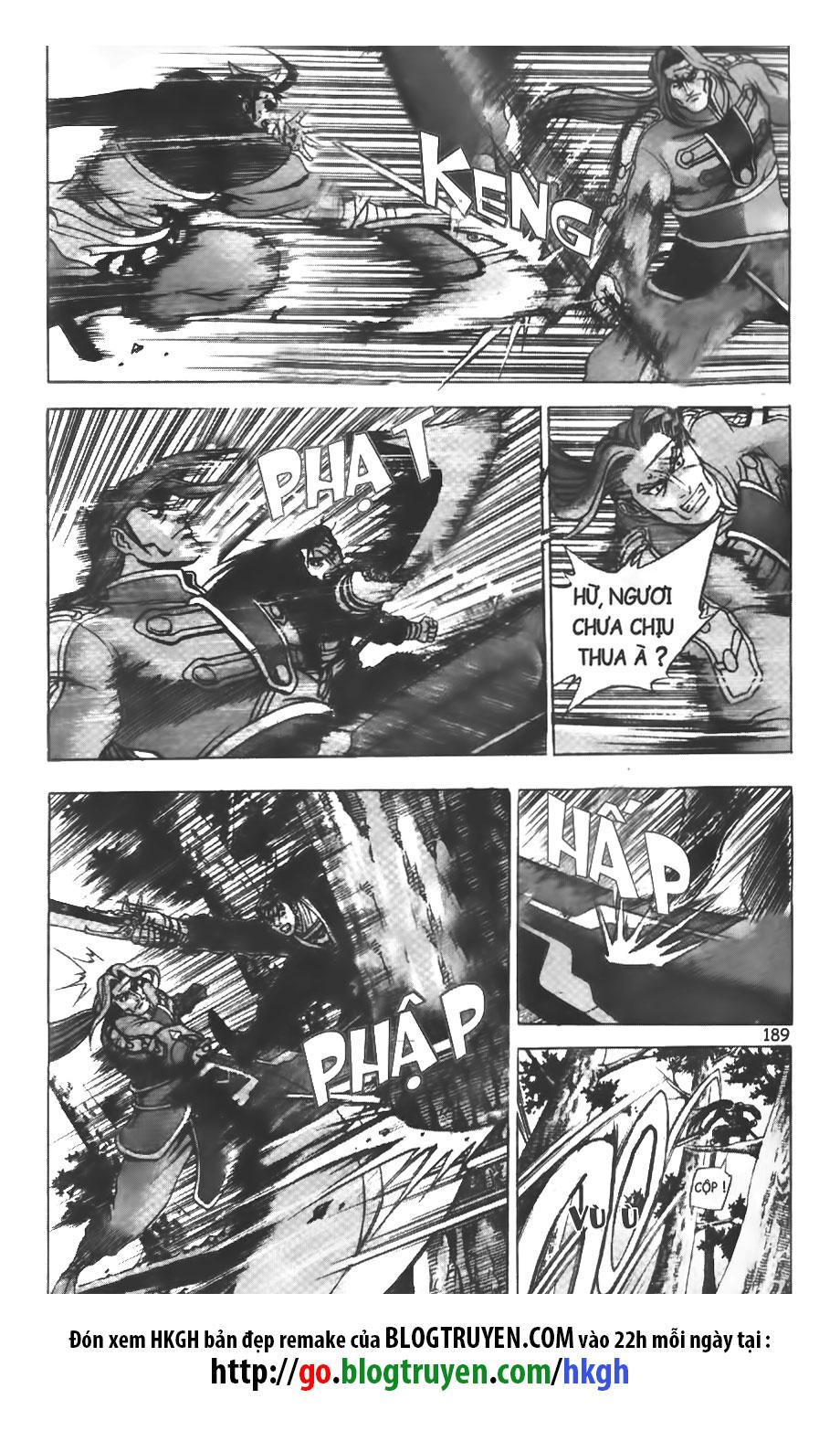 Hiệp Khách Giang Hồ chap 256 Trang 20 - Mangak.info