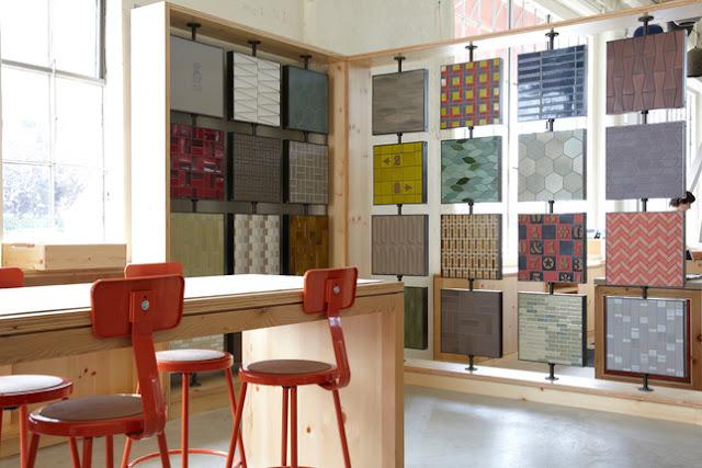 Inspired designer heath ceramics for Heath tile