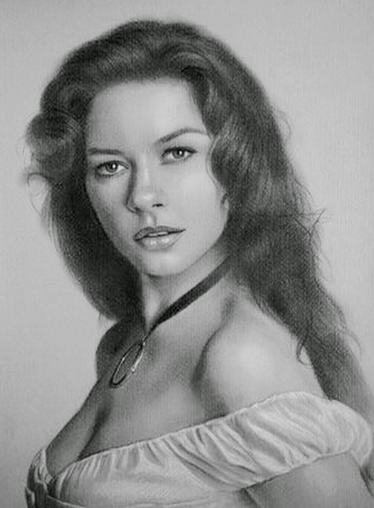 Fotos De Dibujos Rostros Mujeres Bonitas Y Famosas