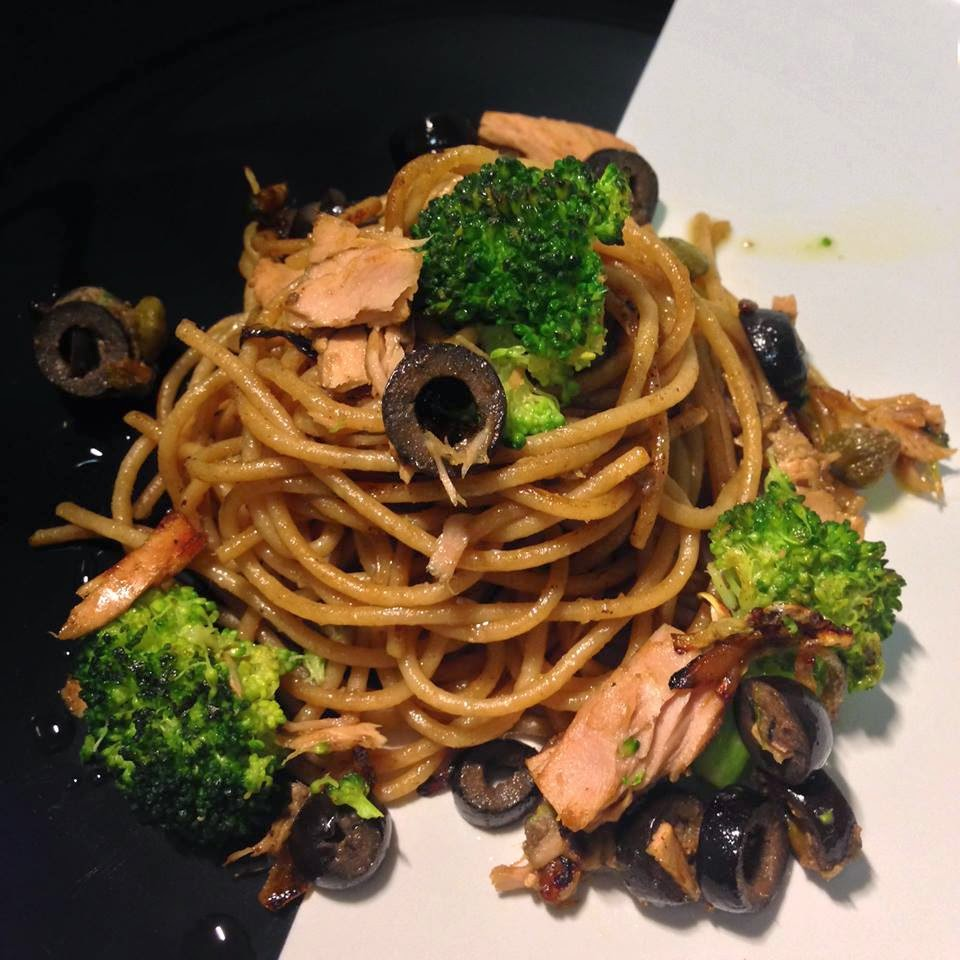 A Healthy Tuna & Broccoli Spaghetti Recipe And Other Yummy Healthy Dishes