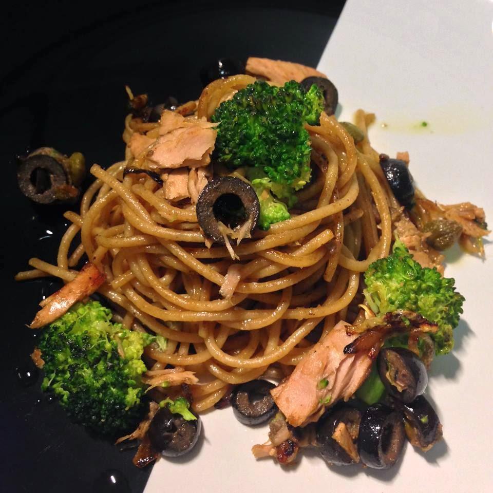 A Healthy Tuna & Broccoli Spaghetti Recipe And Other Yummy Healthy Dishes