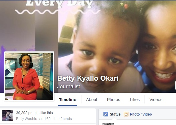 Betty Kyalo Okari Falls Victim To Social Media Impersonation!