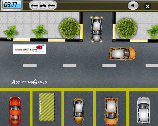 car parking online