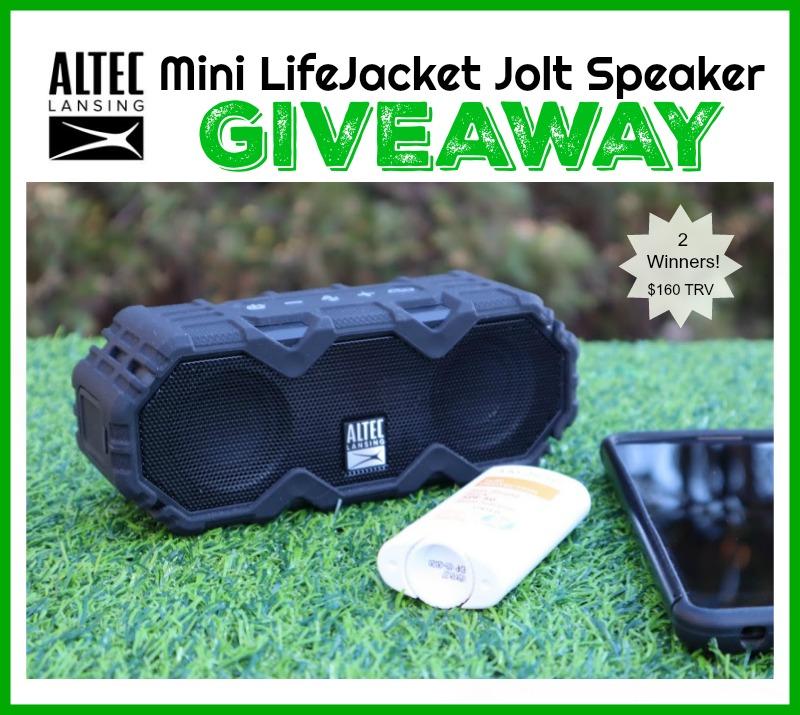 Altec Lansing Mini Lifejacket