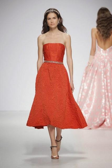 invitada boda vestido rojo
