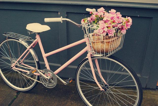 Vintage Bicycle Basket 118