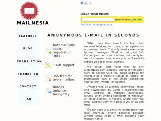 mailnesia review