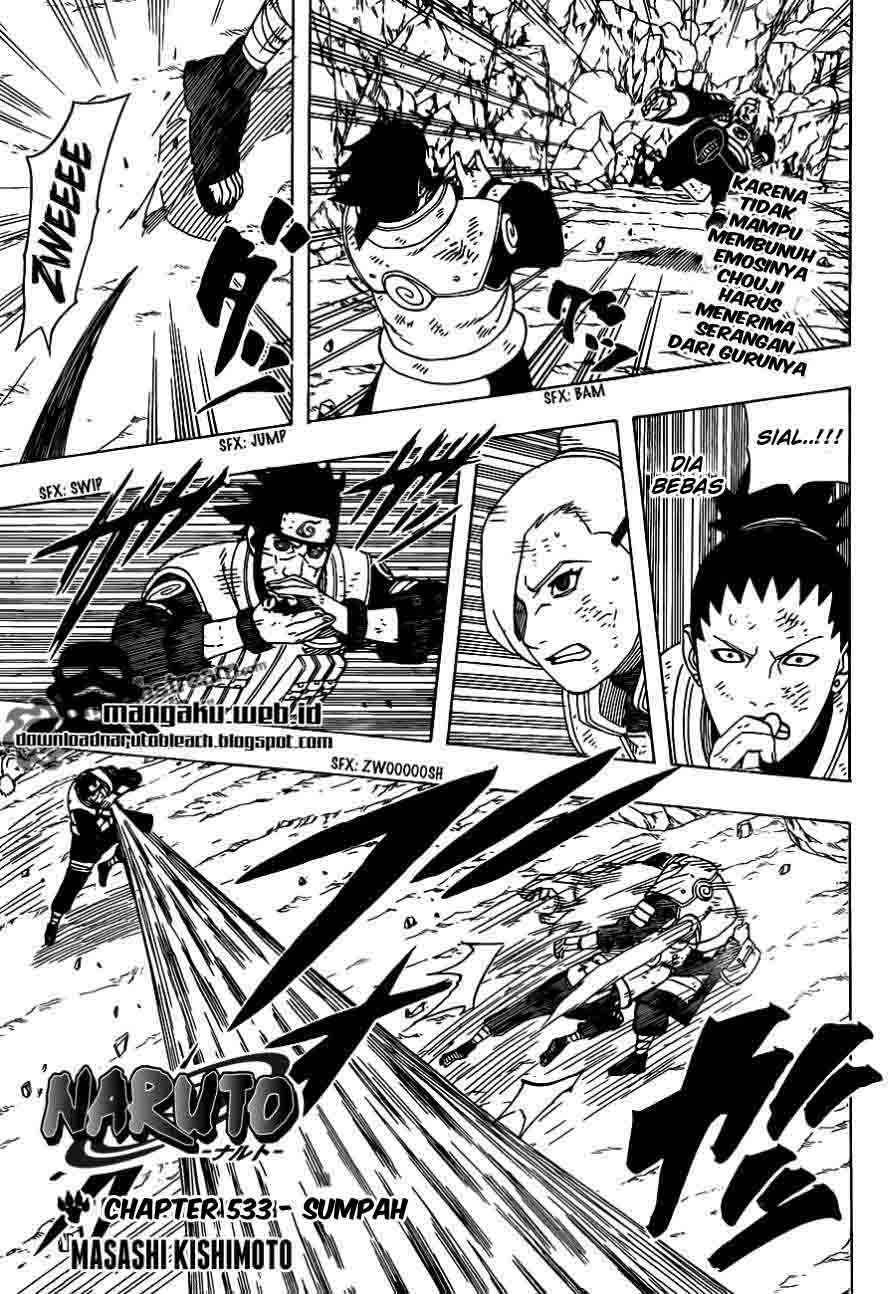 Manga Komik Naruto Chapter 533Manga Komik Naruto Chapter 533