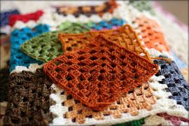 Featuring...pretty yarn