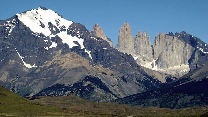Spectacular Granite Spires at Torres del Paine National Park 4