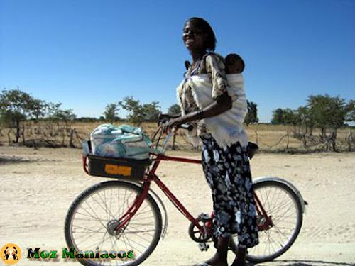 Bicicleta da Mãe