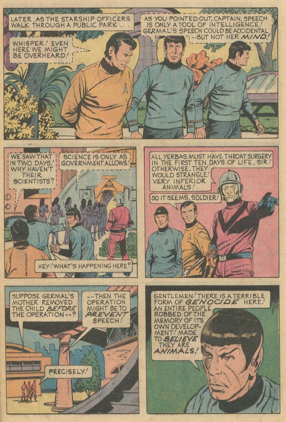 Star Trek (1967) Issue #32 #32 - English 16