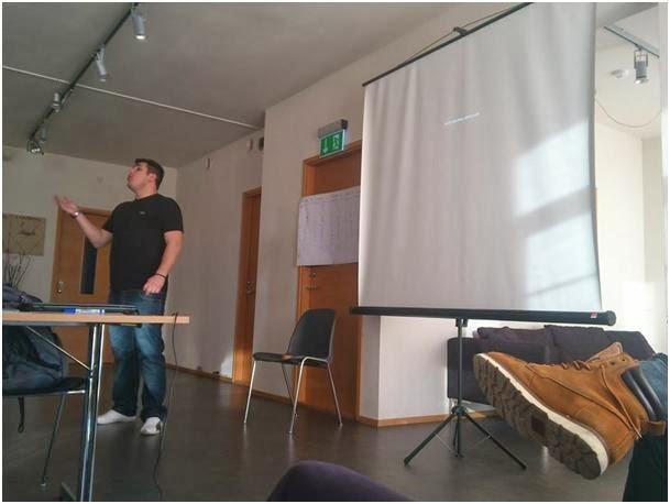 Presentation about Erasmus + by Zlatko