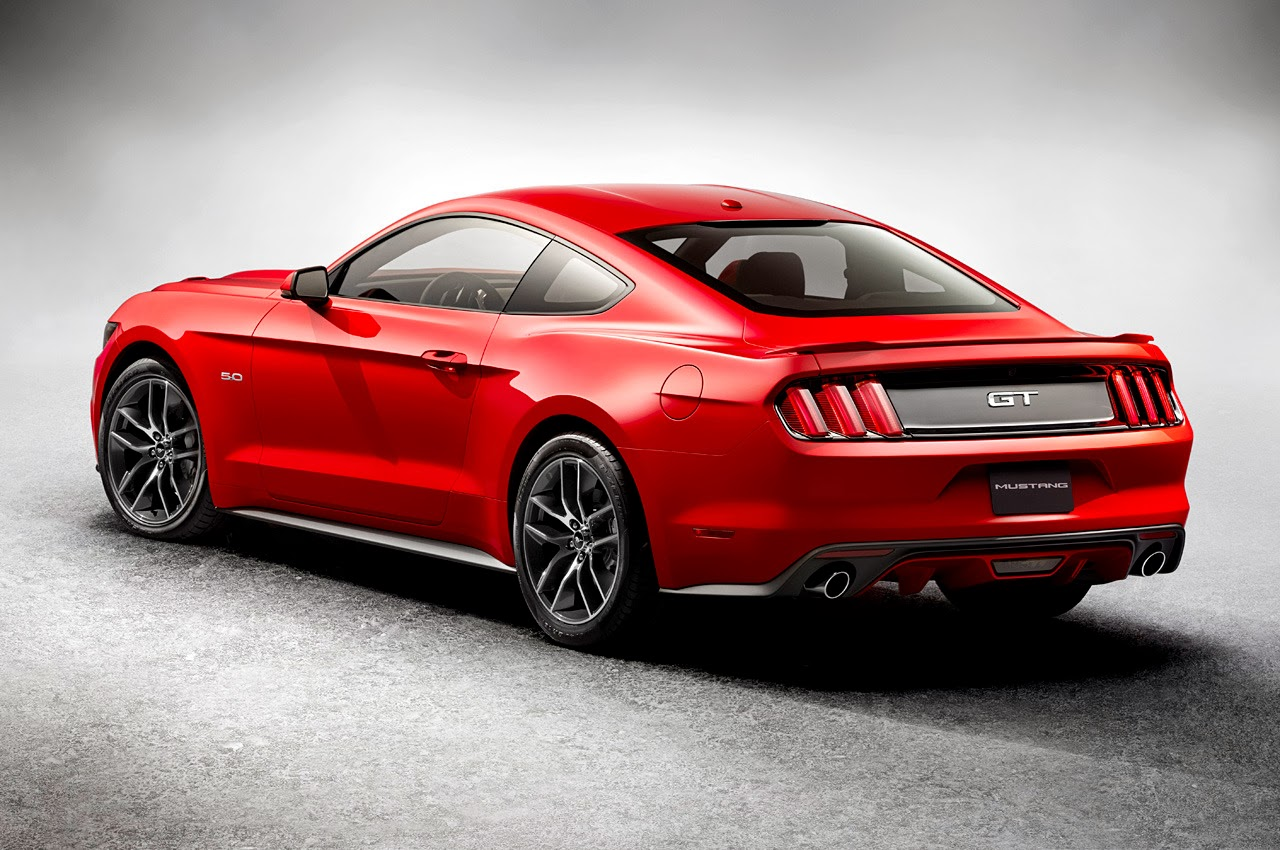 2015 Ford Mustang GT Specs and Price