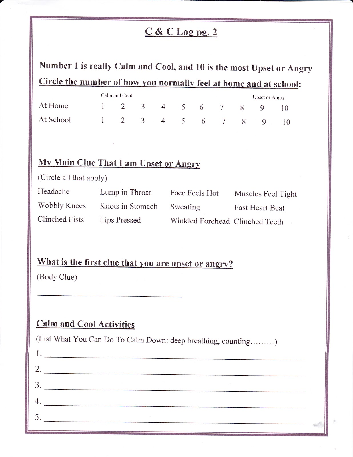Worksheets Self Control Worksheets self control worksheet bloggakuten worksheets plustheapp