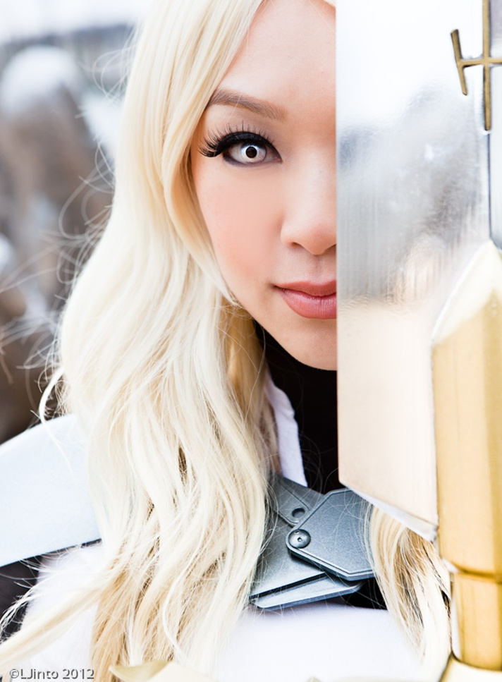 Claymore Cosplay by VampiBeautyTeresa Claymore Cosplay