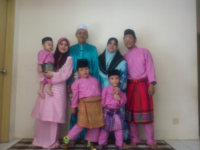 Aidilfitri di Putrajaya