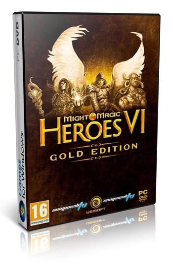 Might and Magic Heroes VI Gold Edition PC Full Español Descargar 2012 Skidrow