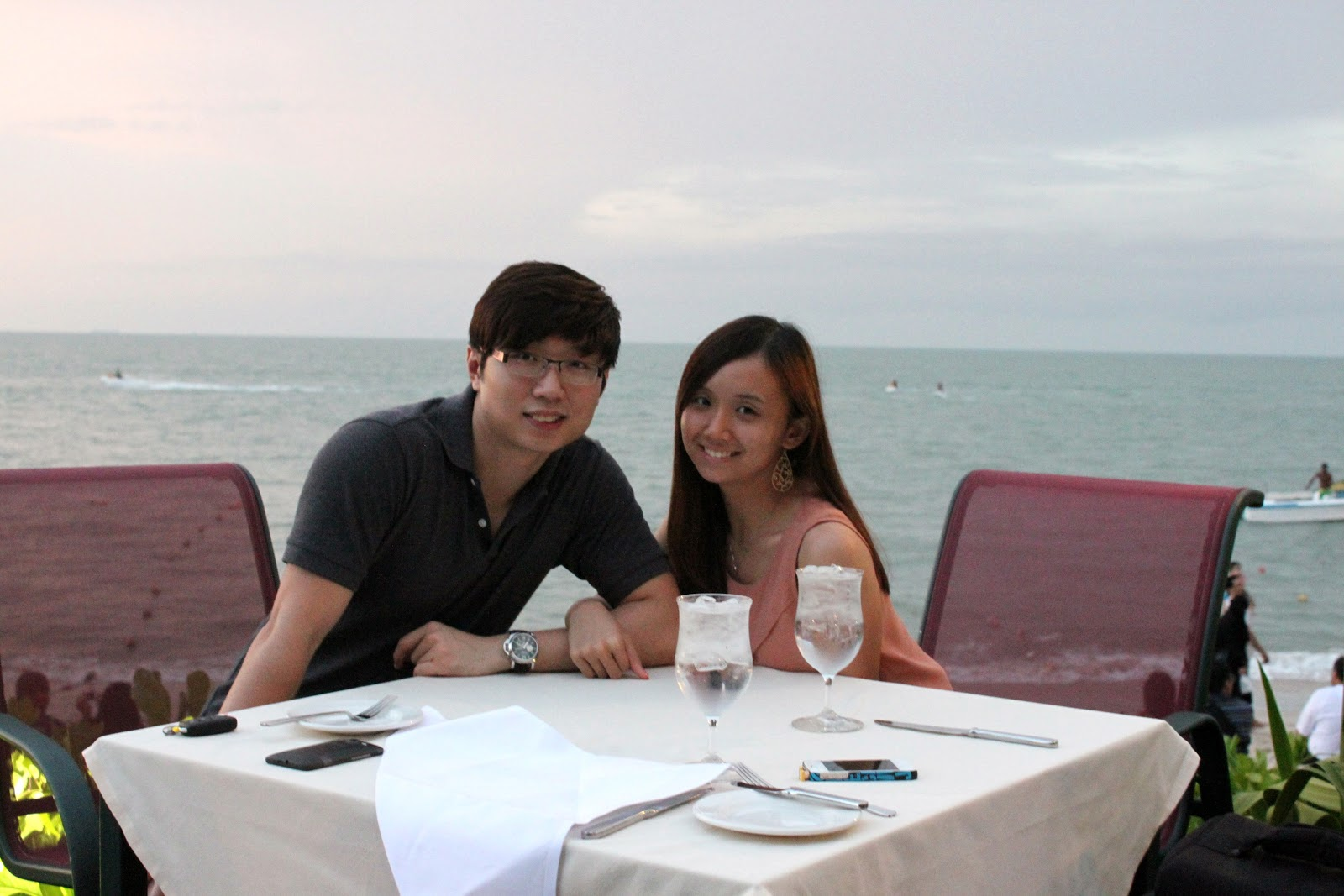 Welcome On Board Romantic Dining At Uncle Zack By The Beach In Parkroyal Hotel Penang
