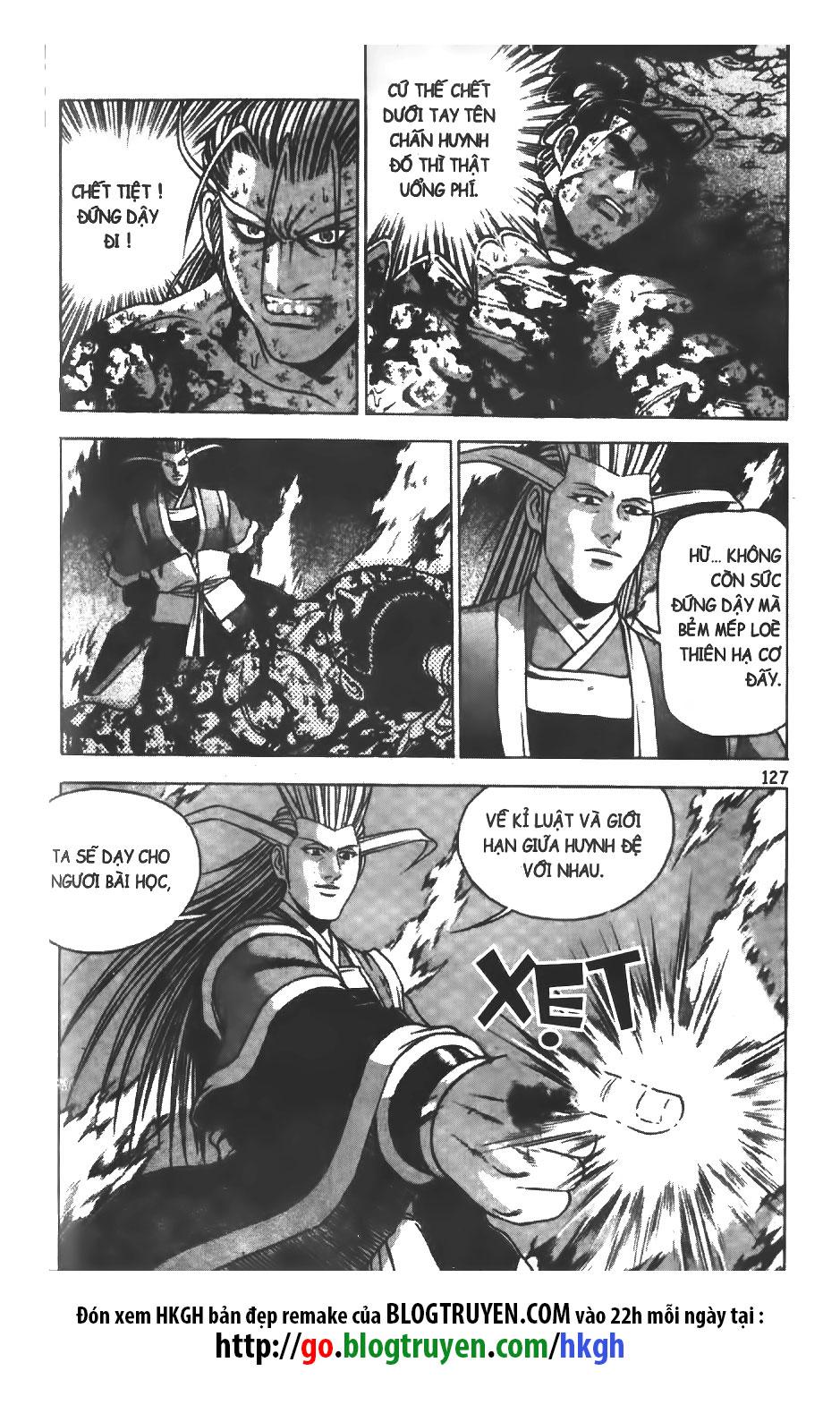 Hiệp Khách Giang Hồ chap 219 Trang 14 - Mangak.info