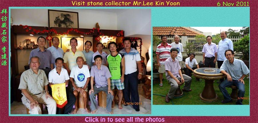Visit Lee kin yoon