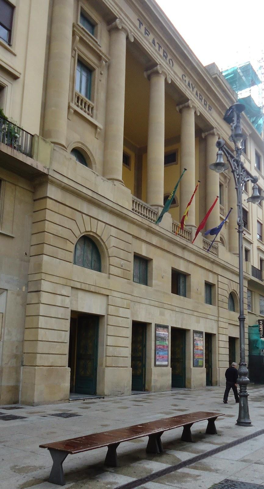Al rojo vivo un paseo hoy mi rcoles por el centro de pamplona - Pamplona centro historico ...