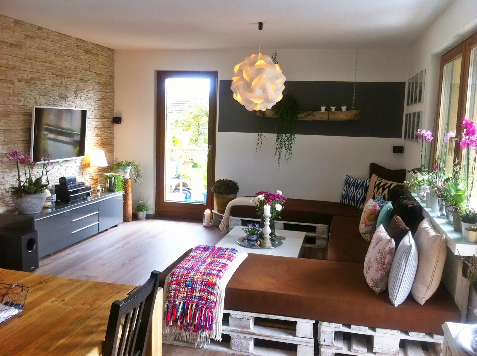S'bastelkistle: roomtour: wohnzimmer