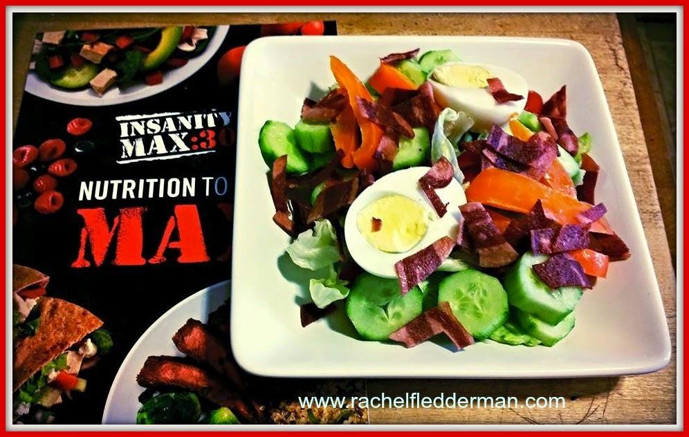 Max 30 Cobb Salad