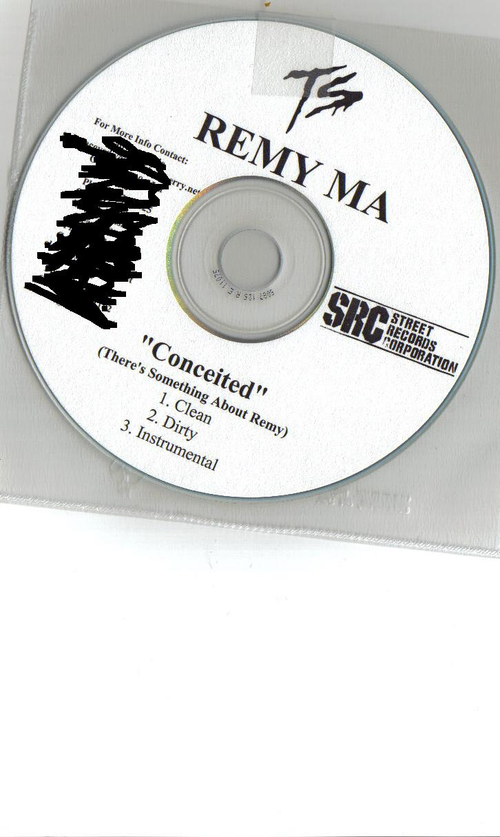 Remy Ma – Conceited (CDS) (2005) (VBR)