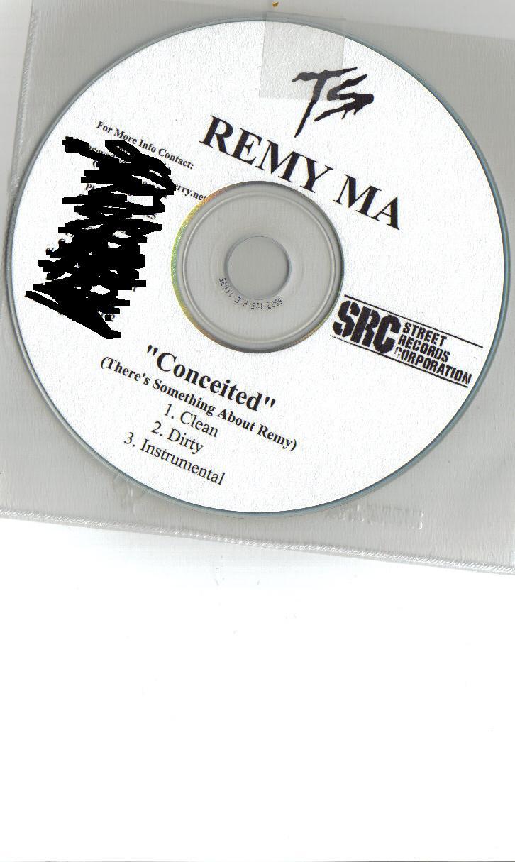 Remy Ma – Conceited (CDS) (2005) (VBR)