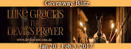 THE DEVIL'S PRAYER Blitz & Giveaway