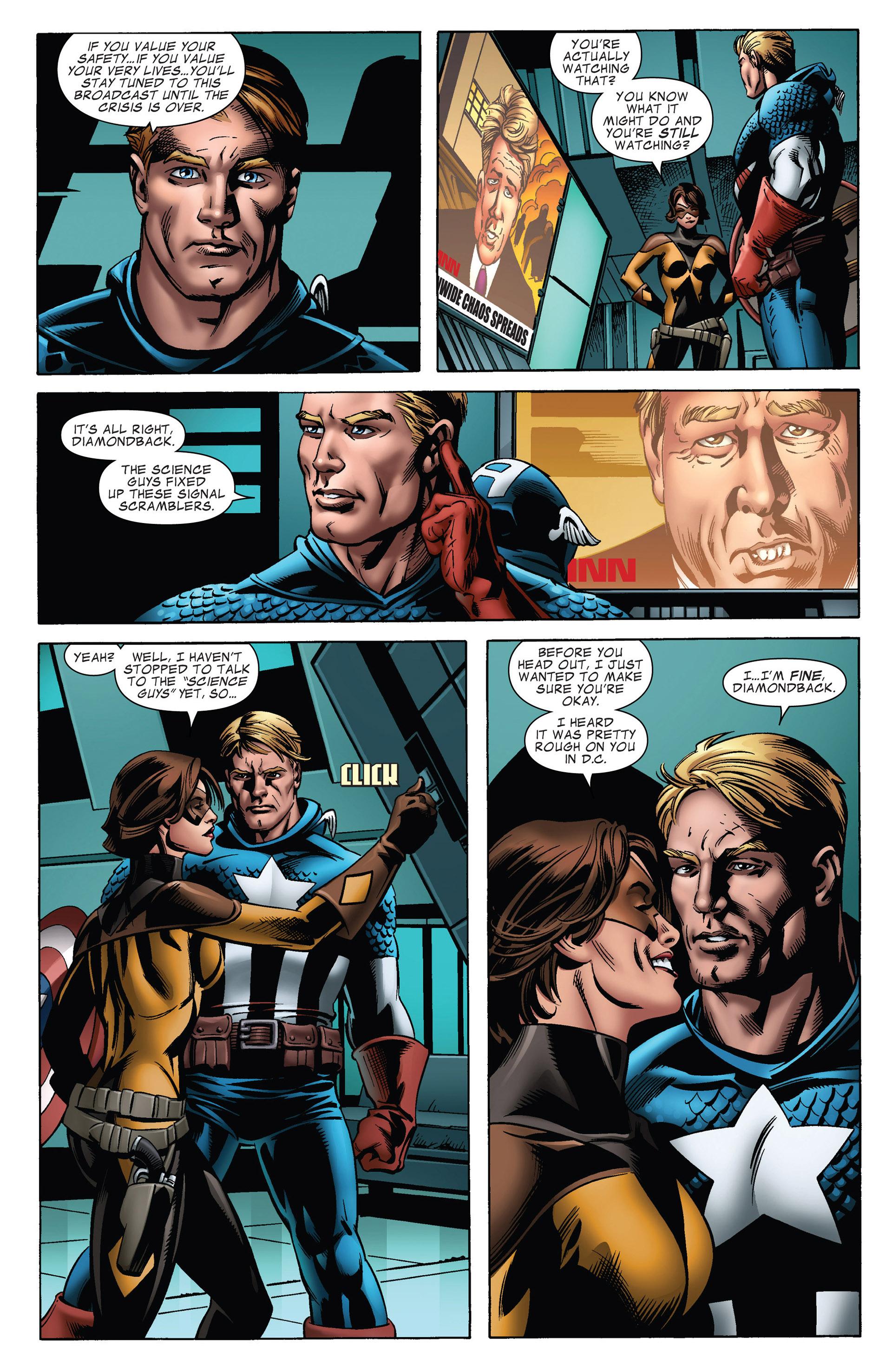 Captain America (2011) Issue #17 #17 - English 12
