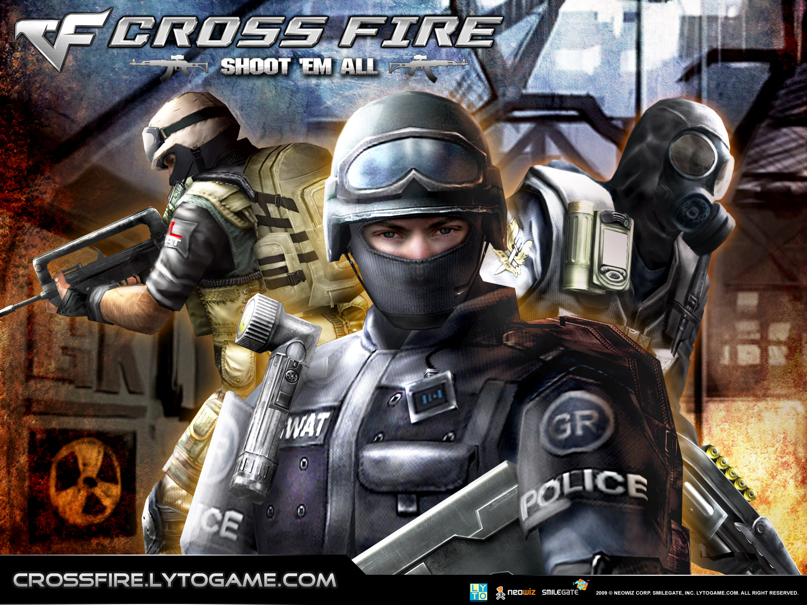 Comunidade Free ZP)_/‾¤): CrossFire Wallpapers
