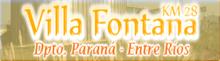 Villa Fontana Entre Ríos